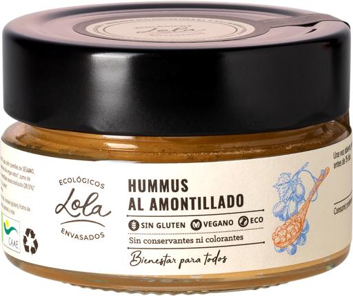 Hummus al amontillado (ECO – BIO)
