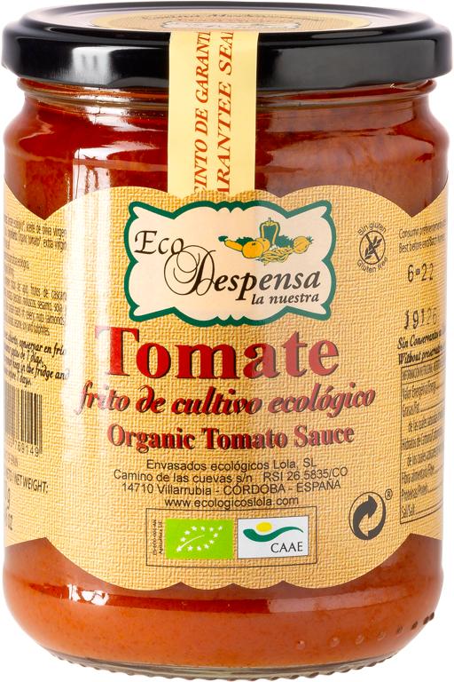 Tomate frito (ECO – BIO)